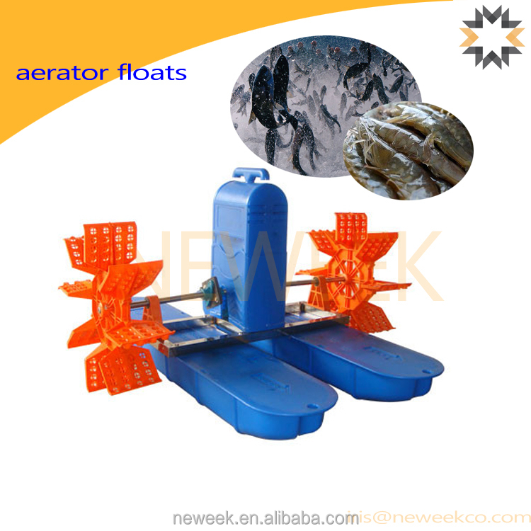 Neweek aquaculture fish or shrimp surge aerator floats