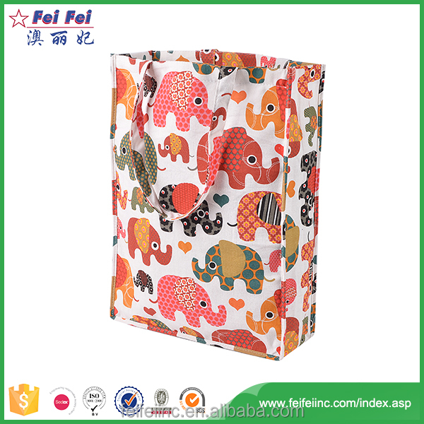 Non woven elephant pattern <strong>eco</strong>-friendly bag,<strong>eco</strong> friendly bag,<strong>eco</strong> bag