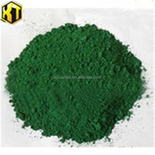 green tile used iron oxide powder pigment
