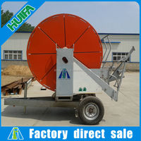 Hot new product automatic farm water reel irrigation system