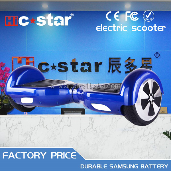 Wholesale 2017 best selling best price safeguard two wheel drift toy smart electric car