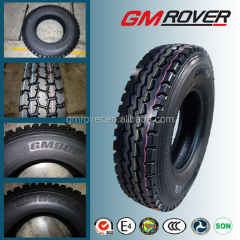 All steel radial truck tyre with DOT,ECE LABEL REACH Tire