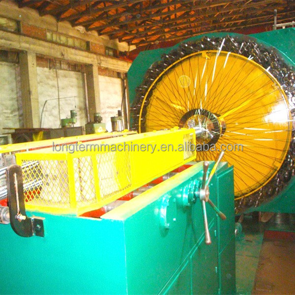 Stainless Steel Wire Braiding Machine of flexible metal hose