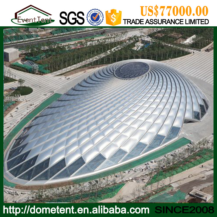 Durable Film Foil Sheet ETFE Membrane For Stadium Architecture Roof Facade