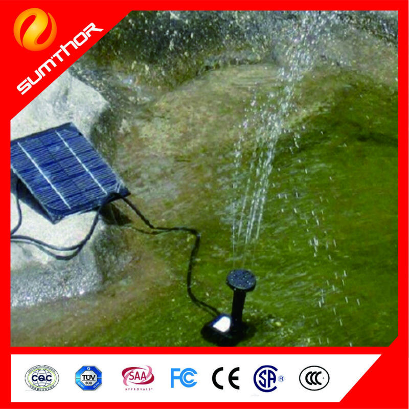 Tianzhiyuan Sumthor Solar energy water pumping system solar power generator W1