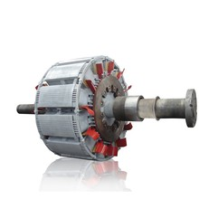 Hydropower Equipment 1.5mw Hydro Turbine Generator AC Three Phase Alternator Water Turbine Generator Supply Generator Alternator