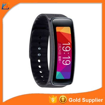 Free sample moblie phone tempered glass screen pro screen protector for samsung gear fit 2