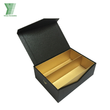 Custom Luxury Paper Wine Box, Leather Wine Box, Bag In Box For Wine