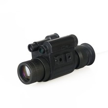 Military night vision goggles KWY158-1X24 Gen 2 night vision monocular with head mount