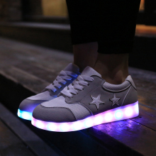 Fast Shipping Paris Hot Sales Led keds shoes