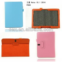 New Stand Leather Case Cover For Samsung Galaxy Note 10.1 2014 Edition P600