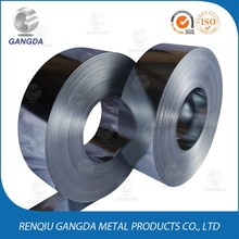 hot dipped galvanized steel strip 88*0.32 mm zinc coated sheet for channel