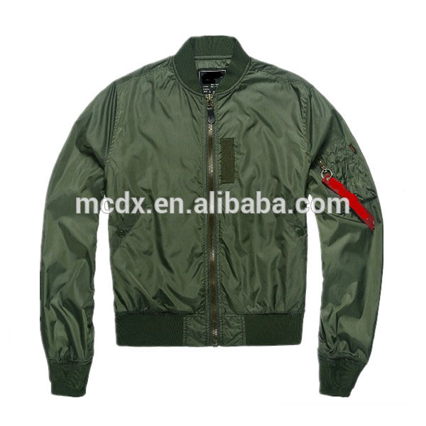 MA -1 army color Bomber casual outdoor flight pilot jacket
