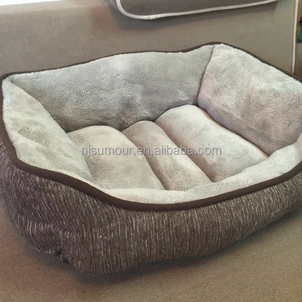 OEM wholesale dog bed pet sofa cat bedding dog cage cat cage pet cave pte products dog house