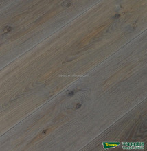 White distressed wash Oak engineered wood flooring ABCD grade grey color floor