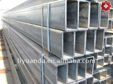 Carbon ERW Rectangle Steel Pipe/steel hollow section/rectangular steel pipe