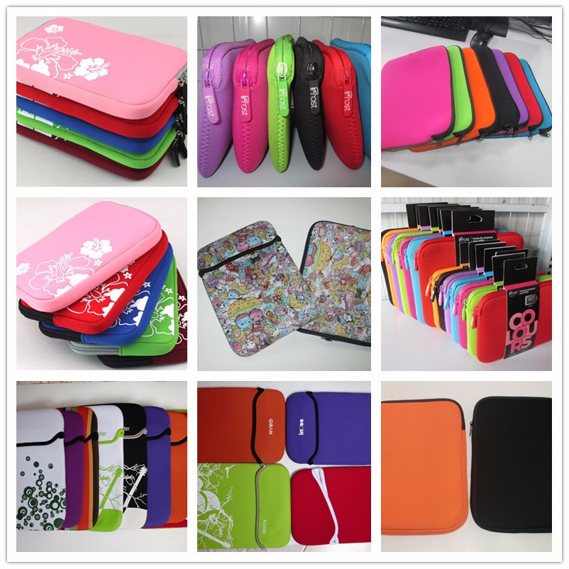 Neoprene material laptop bag for apple laptop