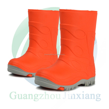 cheap rain boots for kids JX-916