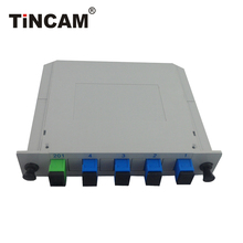 FTTX/PON PLC Splitter- Card Insertion Type