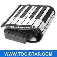 Flexible Roll-up Silicone Keyboard 61-key Digital Piano