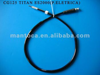 speedometer cable for CG125 TITAN ES2000(P.ELETRICA) OEM no:44830-GE2-7400