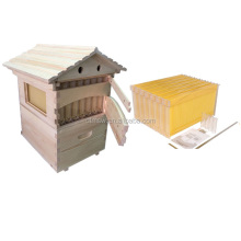 honey flow automatic bee hive flow frame