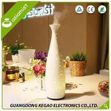 Air freshener manufacturer customized living room Warm white color LED light perfume atomizer bottles