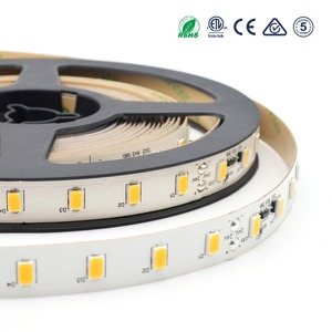 Shenzhen manufacture 5630 5m constant current 70leds/m switchback led strip
