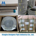 stainless steel corrugated metal flexible piping