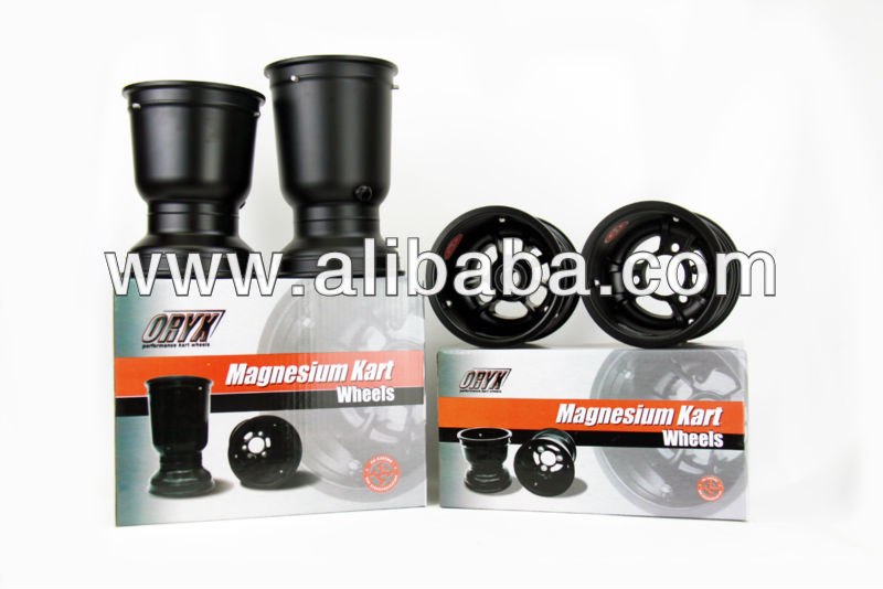 Orxy Magnesium Racing Kart Wheels