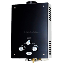 instant gas water heater with spare parts for tankless