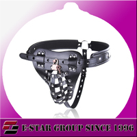 2016 Hot Men T-Shape Bondage Chastity Belt Male With Sexy Underwear