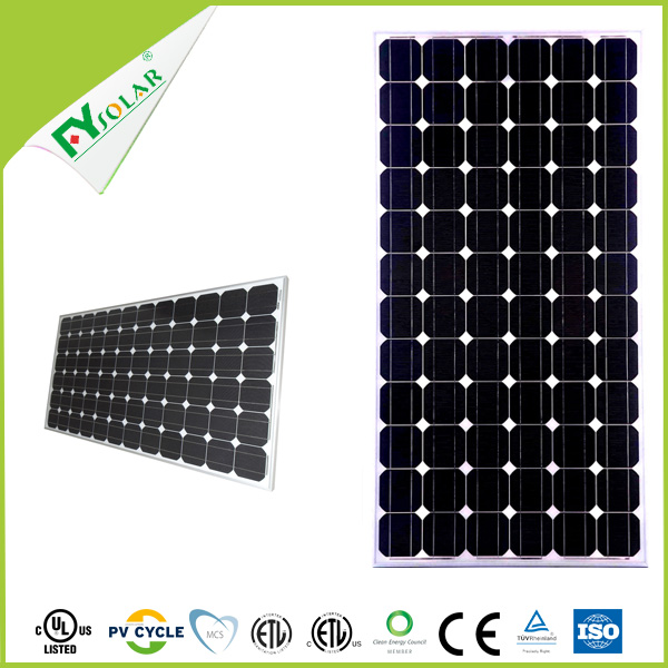 high efficiency 300W Mono solar panel with low factory price per watt