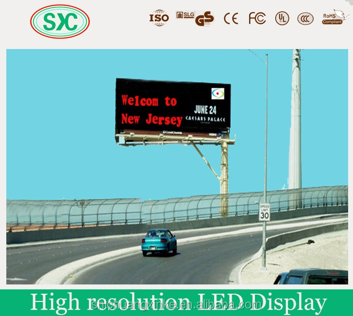 dynamic ego led display electric shisha p10 led advertising distribute