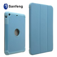 Sublimation leather cell phone case for ipad mini hot sale