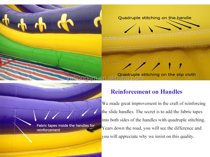 New inflatable slide water park Best attraction sea beach water amusement park