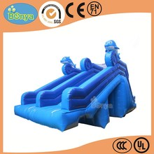 Practical promotion personalized inflatable backyard water slides