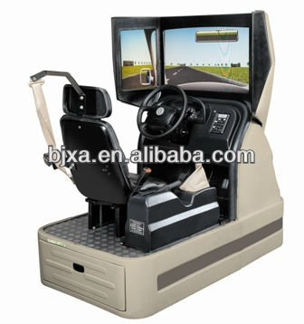 Car/Truck Driving Simulator right/left side