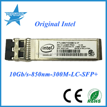 Original Intel SFP+ FTLX8571D3BCV-IT 10G 850nm 300m low cost transceiver