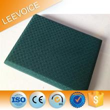 China clothing rock wool acoustic wall panel