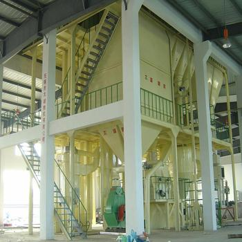 Top best quality poultry feed pellet production line High security