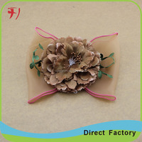 hat flower paper raffia hand weave straw hat accessory ornament wholesale china