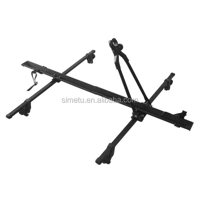Roof mounting car bike rack bike carrier