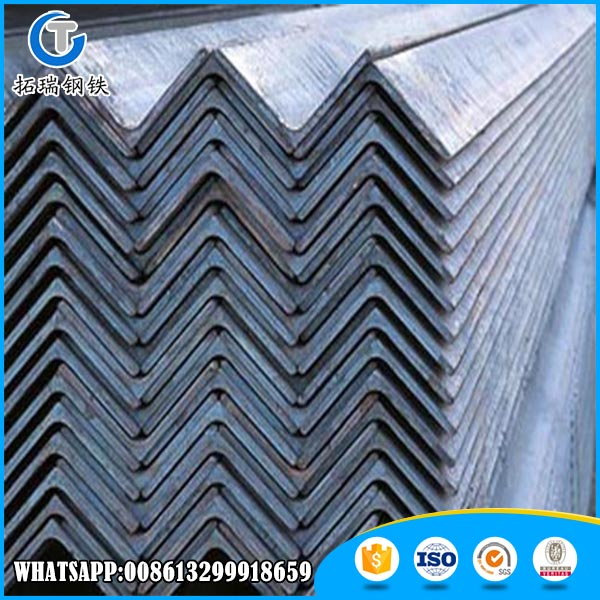 s235jrg ss400 galvanized iron steel m s angle price