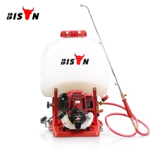 Bison high pressure motorized gasoline petrol agricultural power sprayer pump machine 4 stroke engine knapsack power sprayer