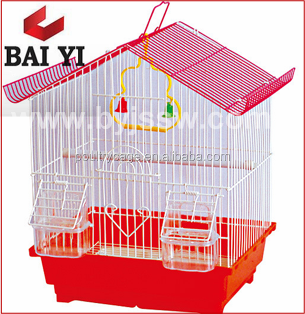 Most Popular Aviary Metal Bird Cage With Bottom Tray For Sale