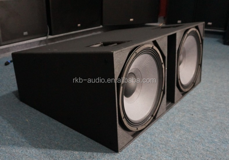 VT4880 passive 18' subwoofer speaker box /big bass Subwoofer Speaker