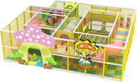 fantastic kids indoor playground design