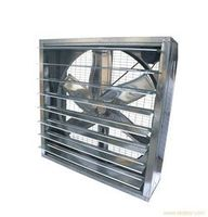 centrifugal shutter greenhouse exhuast fan