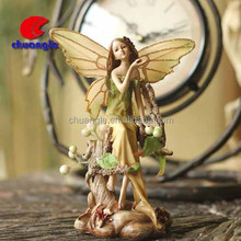 Resin Angel Figure,Customized Resin Figure
